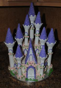 Castle Cake-smaller